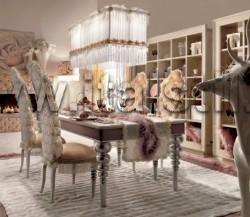 Гостиная CHIC romantic  vintage - итальянская мебель для гостиной