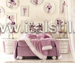 Детская LULU - итальянская мебель для детской