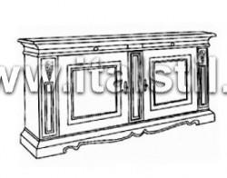 Буфет (Art.1452V2) - Montalcino