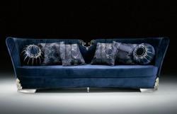 Диван SARAYA -итальянская мягкая мебель