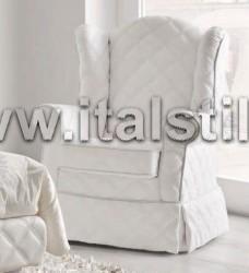 Кресло BERGERE (Art.883COQA) - Questo Amore