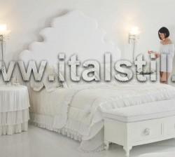 Кровать PANDORA 160 (Art. 442DPLI) - Questo Amore