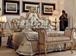 Прямоугольная кровать King  (Art. Vip120K+Vip12LK+) - Affresco