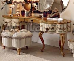 Декорированный туалетный столик (Art. Vip202D) - Affresco