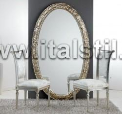 Итальянское зеркало OVALE