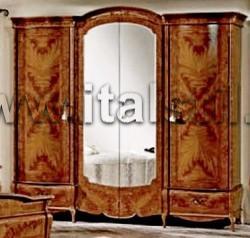 Шкаф 4-дверный (Art. 065) - Isabel Naturale