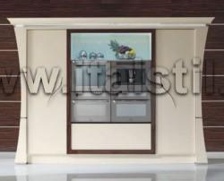 Колонны для кухни без бытовой техники (Art. SLM) - RedecoHome