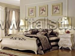 Спальня MONREALE bianco - итальянская мебель для спальни