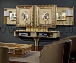 Стойка для ТВ с раздвижными створками Vismara ART DECO